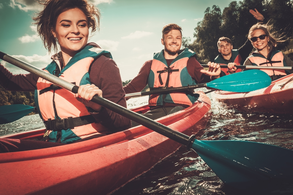 Why are Water Activities a Great Form of Exercise?