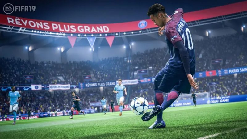 Is FIFA 19 free?