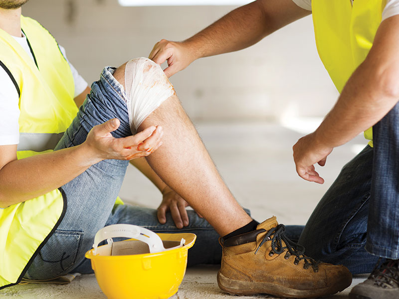 Common Summer Work Injuries