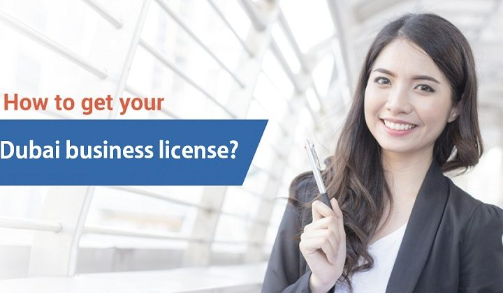 How to get your Dubai business license?