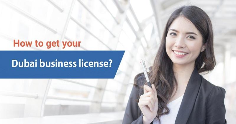How to get your Dubai business license?