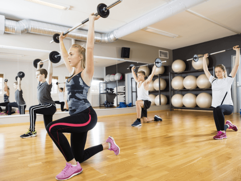 Fitness for Beginners – HIIT and Core-Burner Workouts