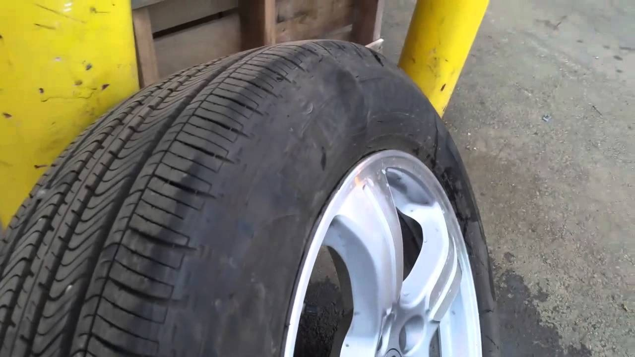 Your Tyre Sidewall – What's on It