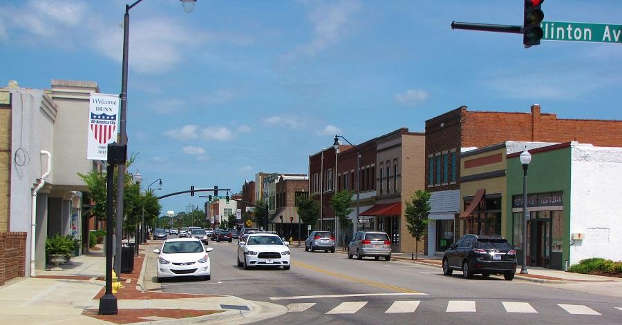 Dunn, North Carolina