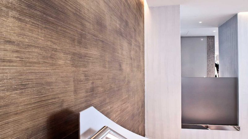 Common benefits of polished plaster: