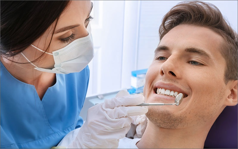 Enjoy good oral health with a reputable dentist