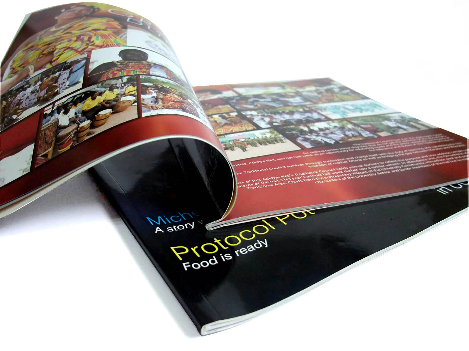 Discover the many benefits of using a magazine printing service