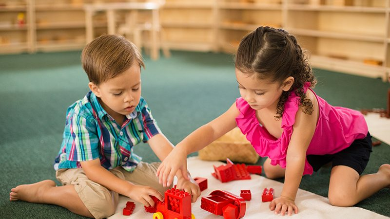 How kindergarten can play a pivotal role in your child's development?