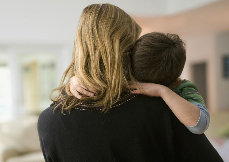 9 Activities To Help A Child Cope With The Death Of A Mother