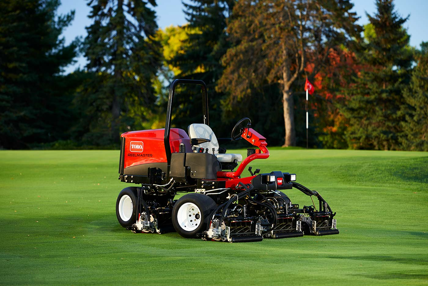 Buying Golf Course Maintenance Equipment – New, Used or Leased