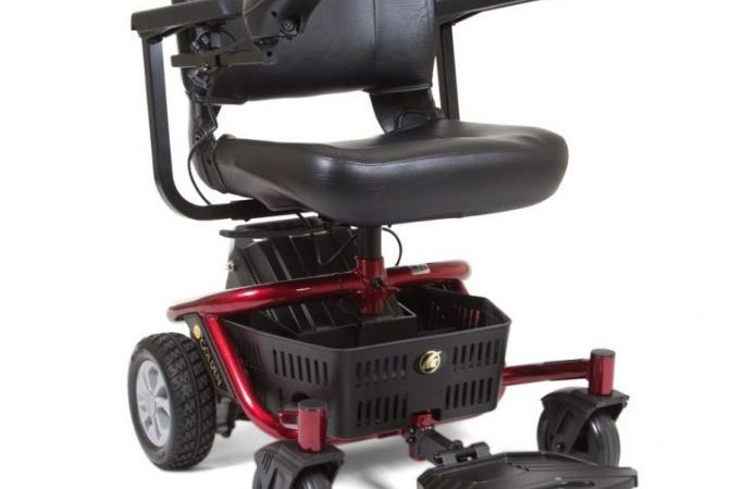 Portable Power Wheelchair Rentals: Types, Features and Accessories to Look