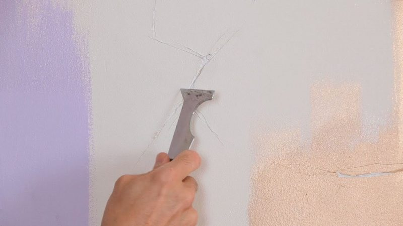 Why it's important to fix cracking paint