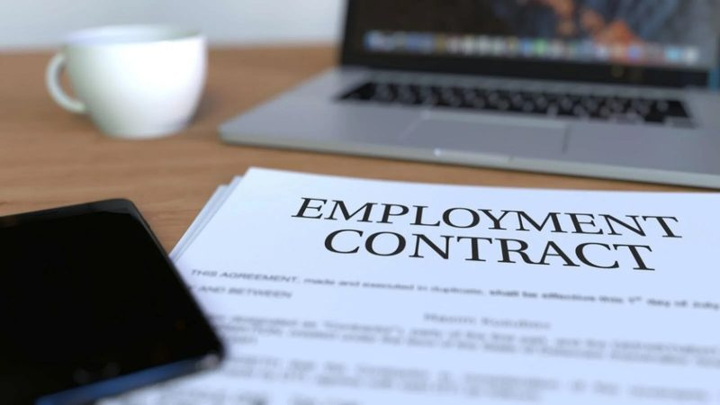 What should you do to get a job in UAE?