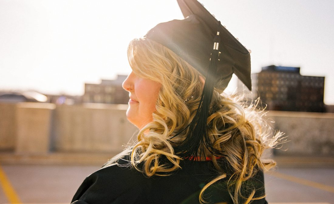 Pursue Your Goal Of Having A College Degree