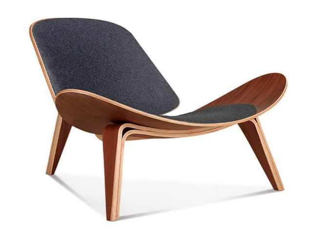 The Modern Shell Chair
