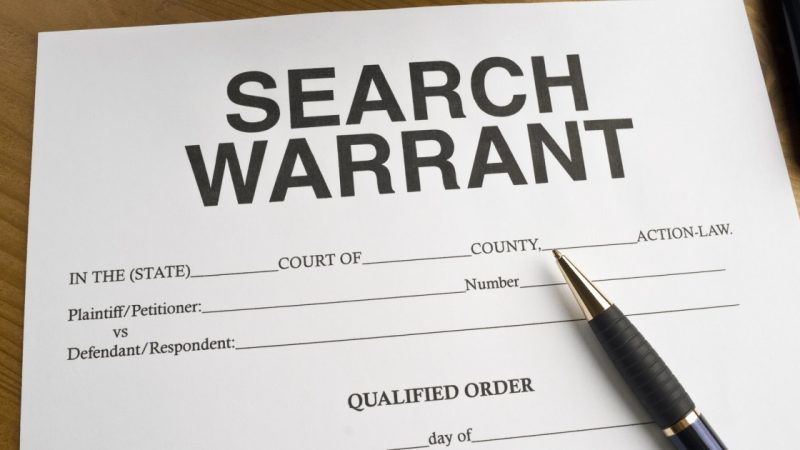 Arrest Warrant Check – How To Safely Do This Online