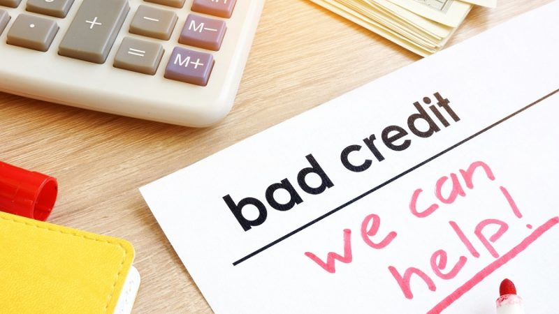 What Bad Credit Can Mean for You
