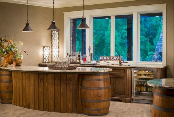 Tips for Decorating Your Home with Used Wine Barrels