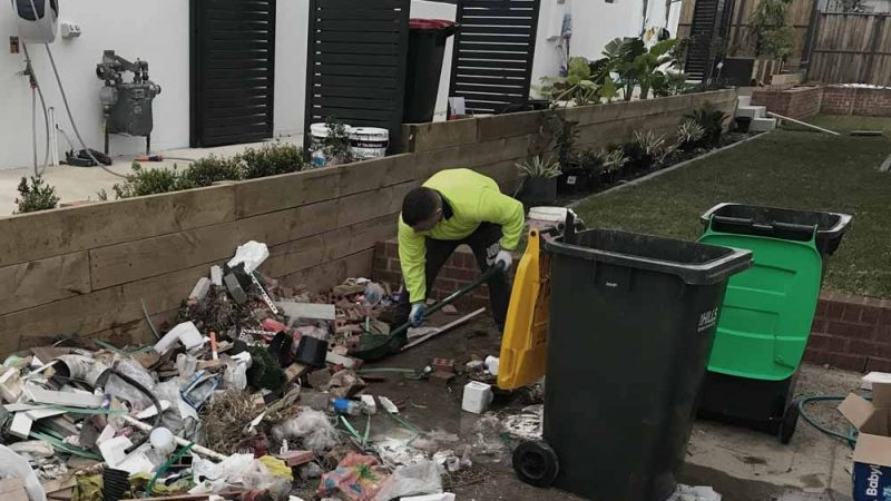 Different types of junk removal tips for the residential places
