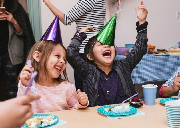 Here's Why Your Kids Will Love A Trampoline Party For Their Birthday