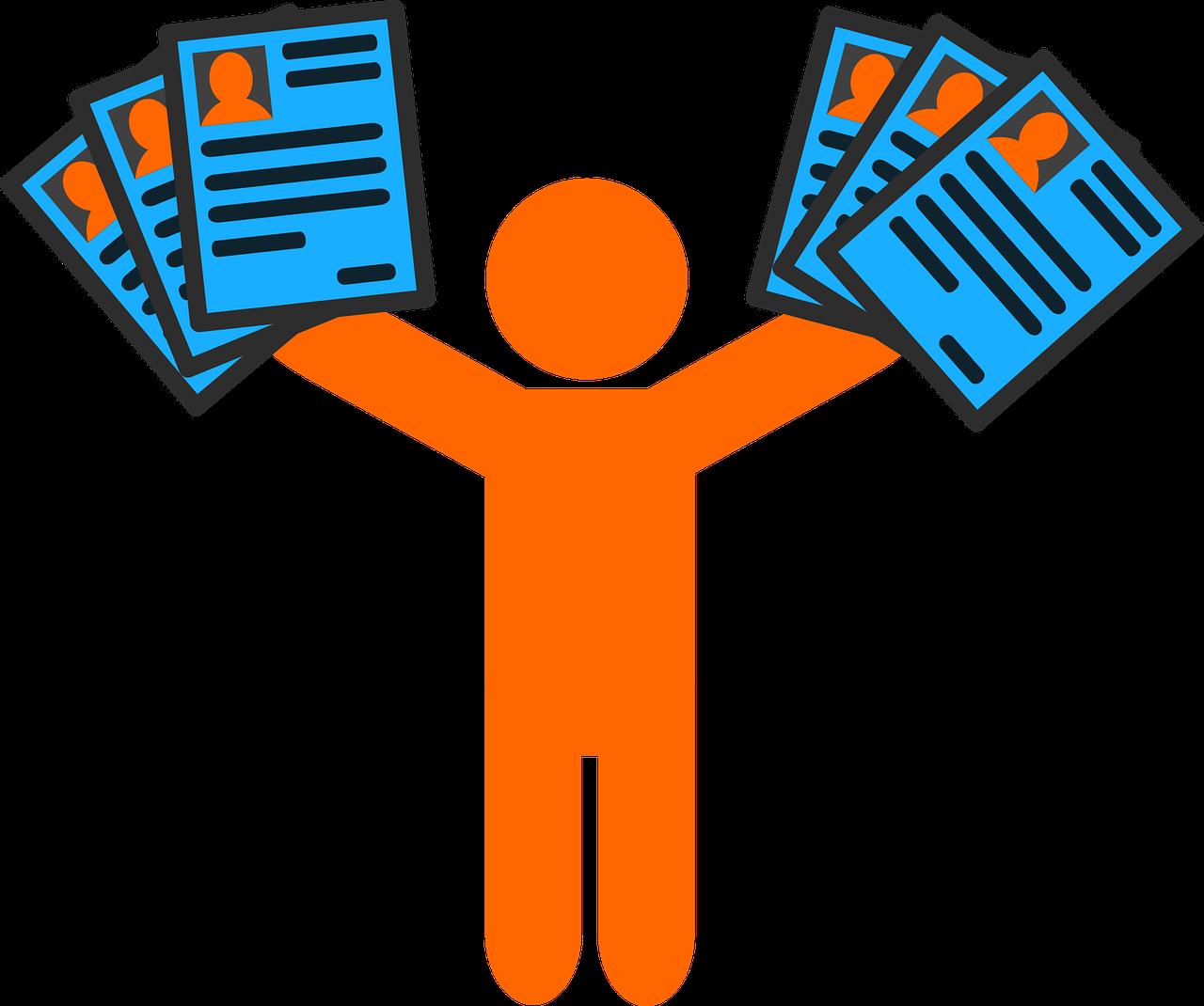 Create a Good CV despite Short Experiences