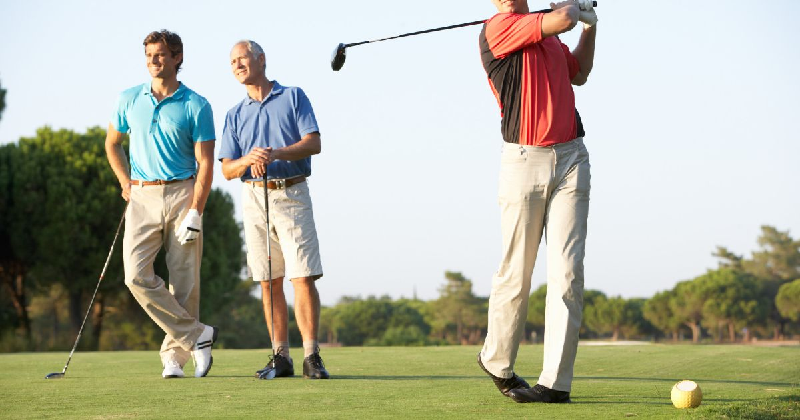 Golf and Health: Why Playing Golf Makes A Healthy Retiree