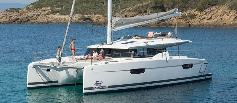 Catamaran Charter Greece – A perfect sail away