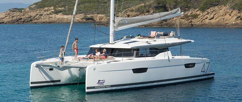 Catamaran Charter Greece – A perfect sail away