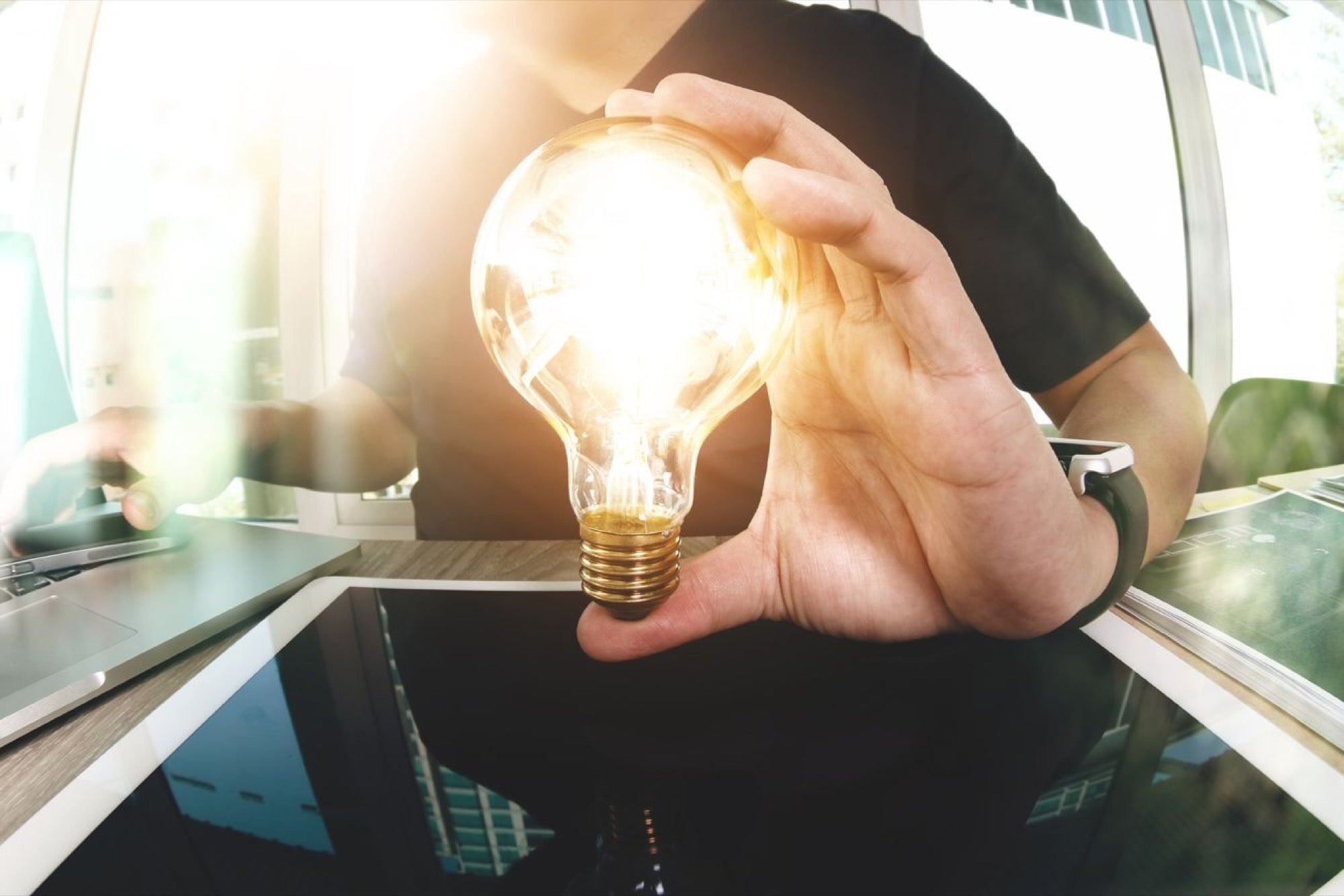 Turn your business idea into reality