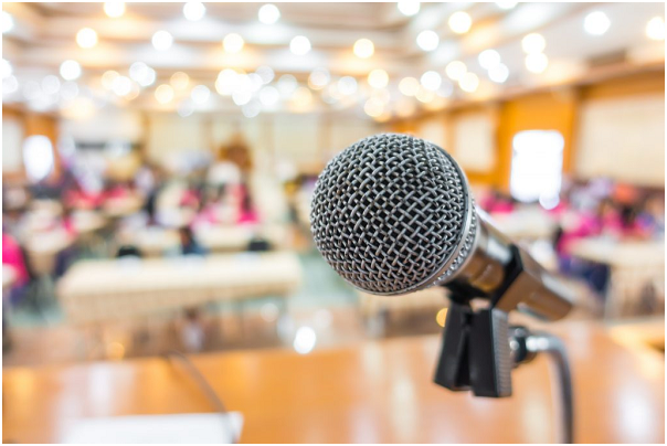 Why should you be a part of a public speaking workshop?