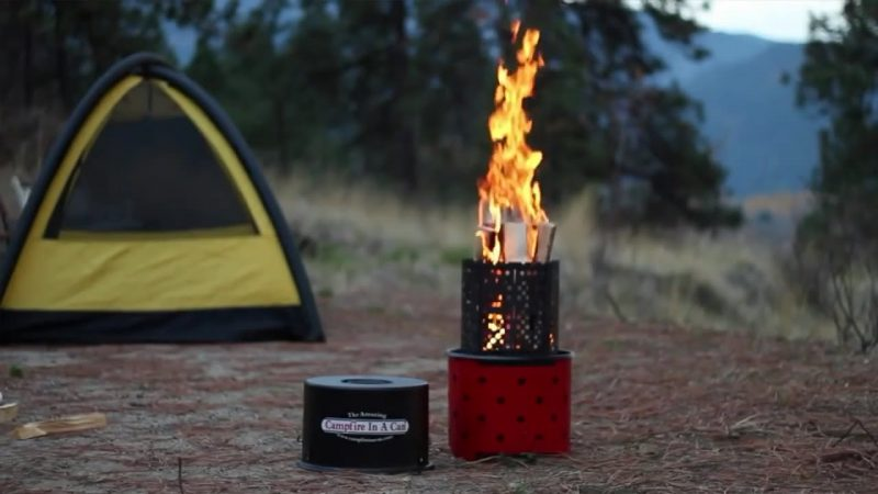 The Top Five Must-Have Camping Supplies