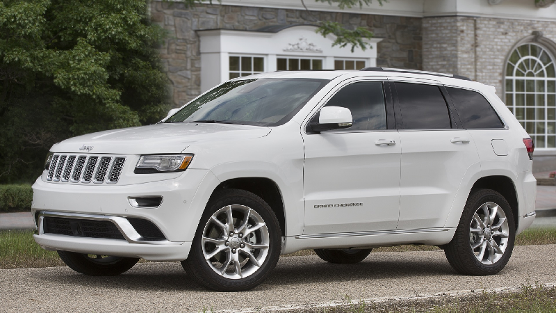 Five Reasons To Buy A Used Jeep Grand Cherokee