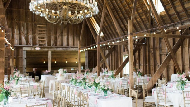 3 Tips to Style Wedding Venue
