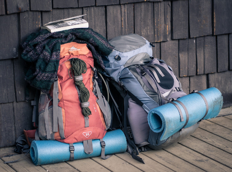How To Perfectly Pack A Backpack