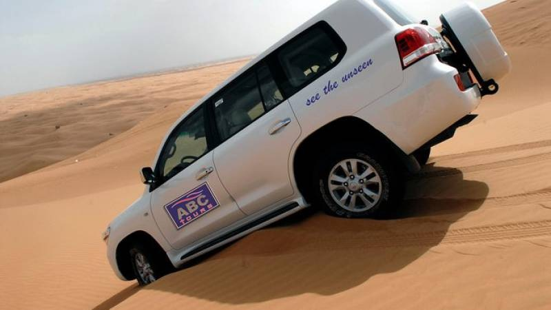 BEST thing you could do in Dubai which include Desert safari