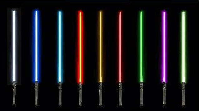 What Is Your Lightsaber Form?
