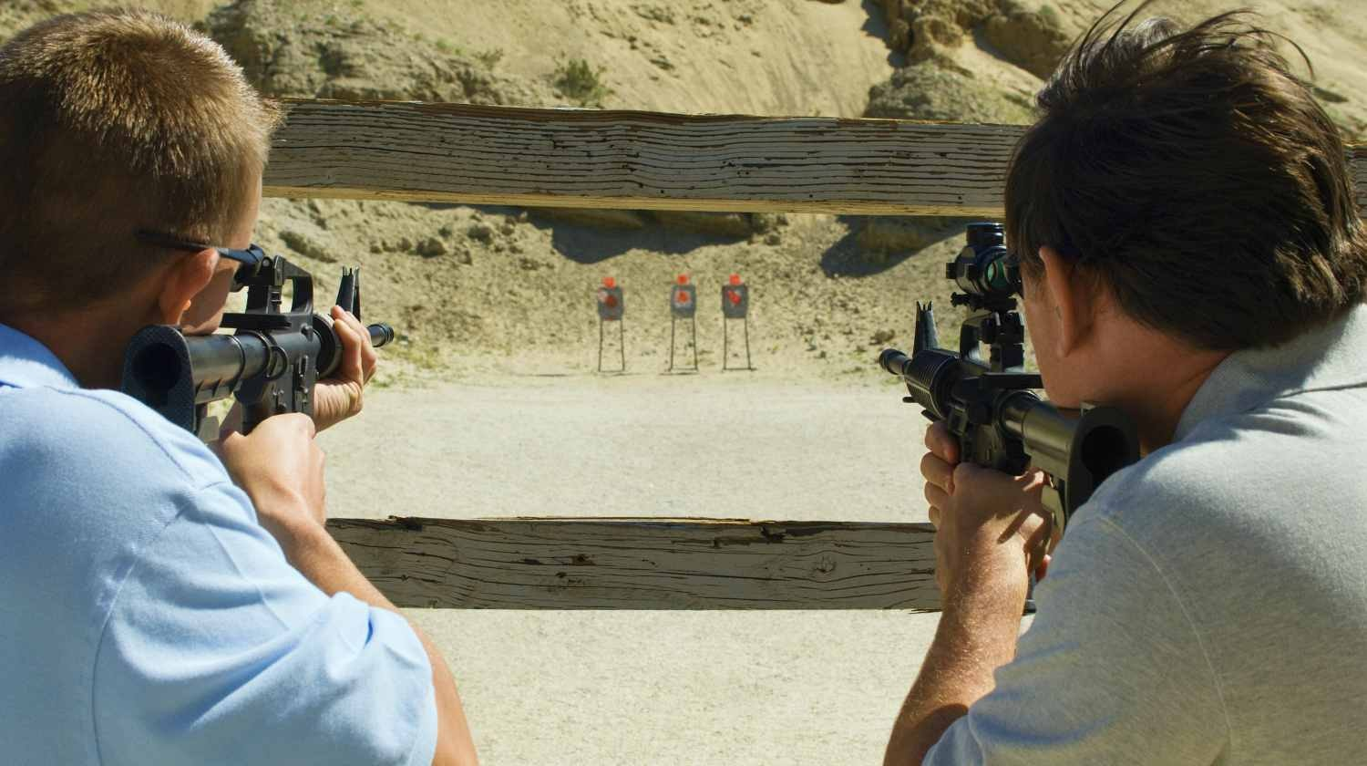 Best Ways to Hone Your Skills Shooting at a Range