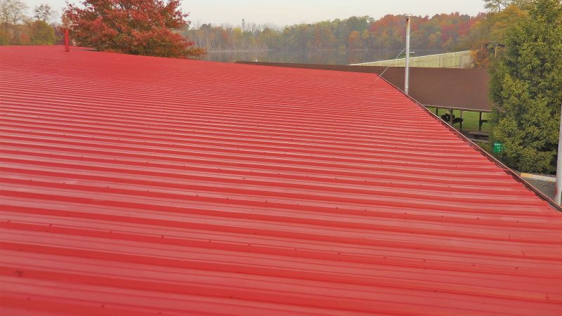 5 Advantages of Opting for Metal Roofing
