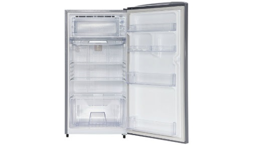 Get the desirable cooling with the Samsung Single Door Refrigerator
