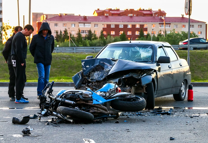 How To Deal With Motorcycle Accident And Claim The Insurance in San Diego, California