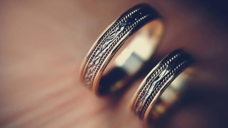 Wedding and The Choices for The Perfect Rings