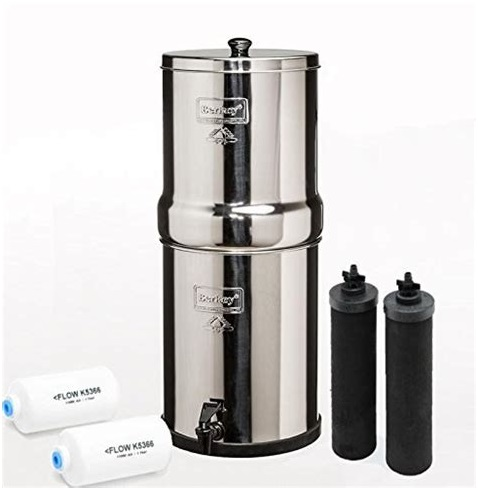 Possible Health Issues Resulting in the Lack of Water and Why You Need Berkey Water Filter Review