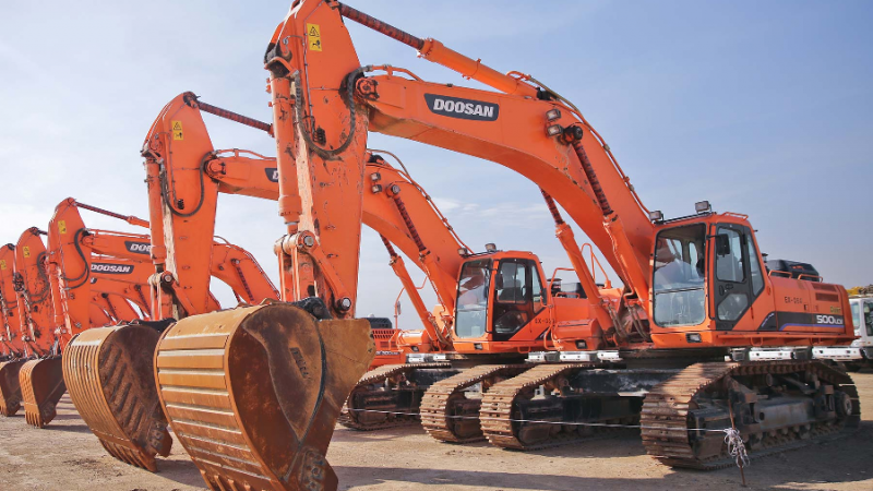 Construction and the Role of Excavators