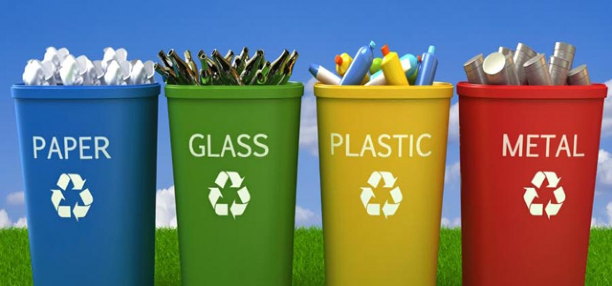 Hone in on These Waste Recycling Opportunities