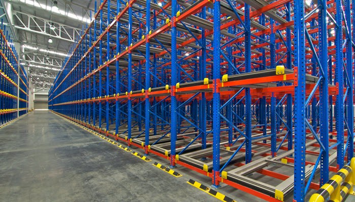 Choosing a Racking System for your Warehouse