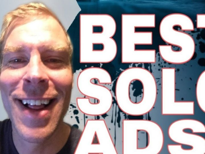 Some Of The Benefits That You Would Get Along With Solo Ads Traffic