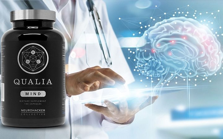 What is Qualia Mind and what are its constituents?