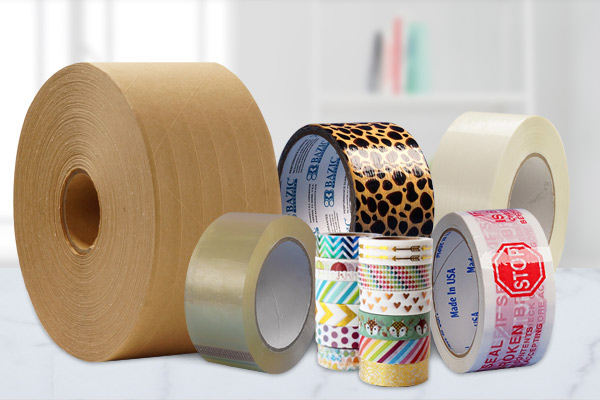 How Are Adhesive Tapes Made?