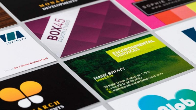 Printing Techniques For Business Cards For The Year 2020 And Beyond?