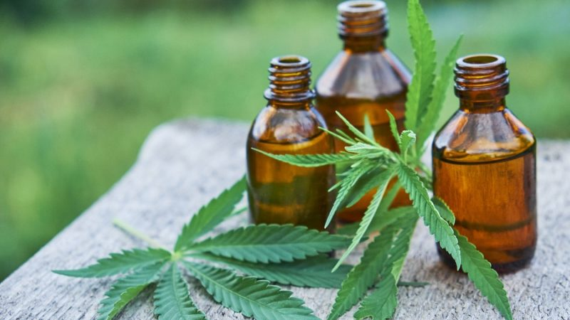 Unlike the THC in marijuana, Cannabidiol (CBD) is not psychoactive